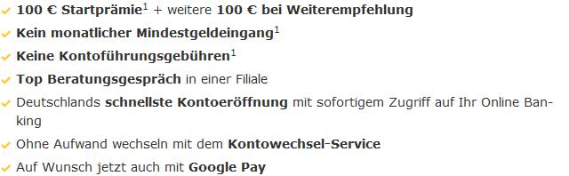 Kostenloses Commerzbank Girokonto Mit 100 Startprämie 100 Kwk