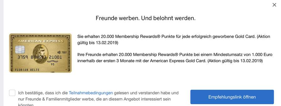 American Express Gold Mit 20000 Reward Points 10000 Miles More