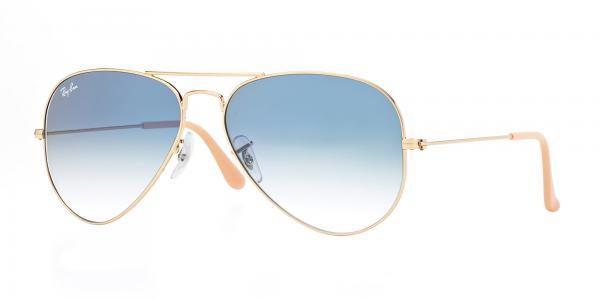 ray ban sonnenbrille aviator l uv 400