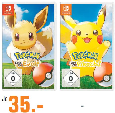 Lokal Saturn Dresden Pokémon Let S Go Evoli Oder Pokémon