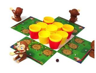 crazy coconuts kinder und partyspiel f r 8 mit amazon prime. Black Bedroom Furniture Sets. Home Design Ideas