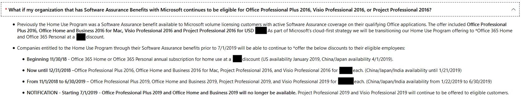 Microsoft home use program office 365 | Microsoft Office Home Use
