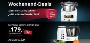Hervorragende Thermomix Alternative Monsieur Cuisine Connect