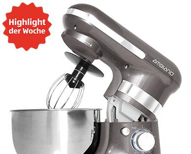 Aldi Sud Ambiano Klassische Kuchenmaschine Kitchenaid Klon Zum