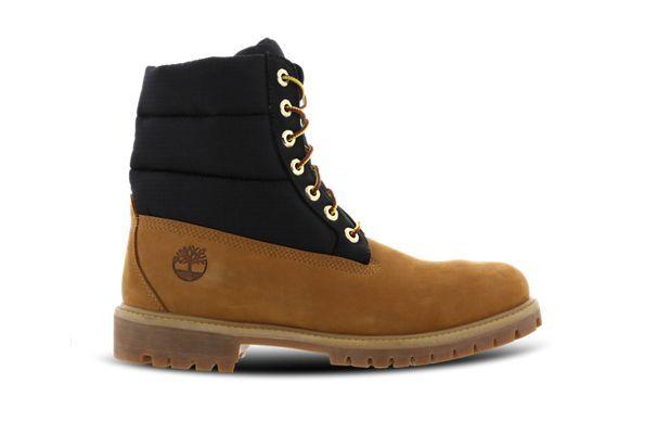 Timberland 6 Inch Premium Boots für Herren in braunschwarz