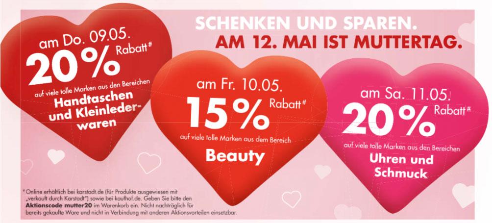 4193ebe9923e2 GALERIA  Rabatte  20% Handtaschen   20% Uhren und Schmuck   15 ...