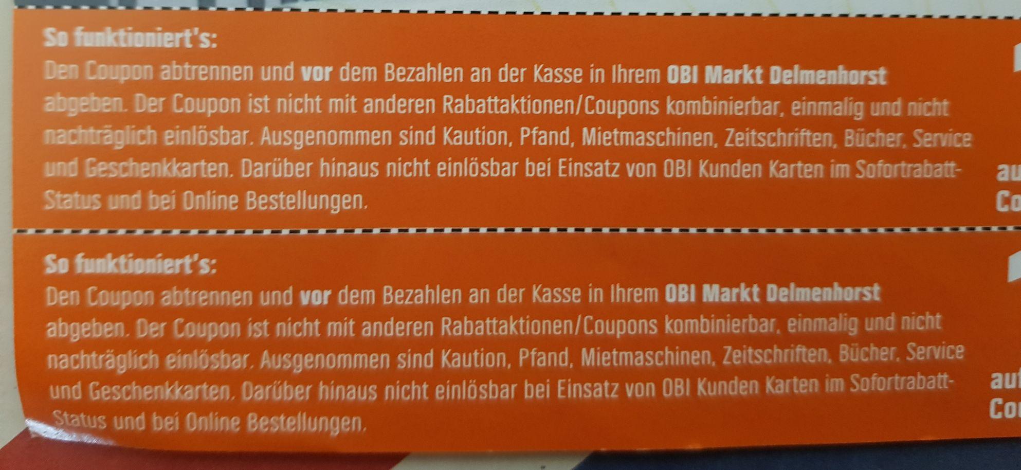 2x 15 Rabatt Gutscheine Fur Den Verkaufsoffener Sonntag Am 22 04