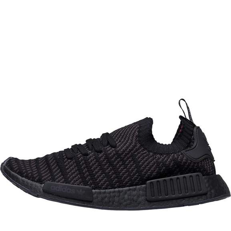 Adidas Originals Herren Nmd R1 Stlt Primeknit Sneakers Schwarz