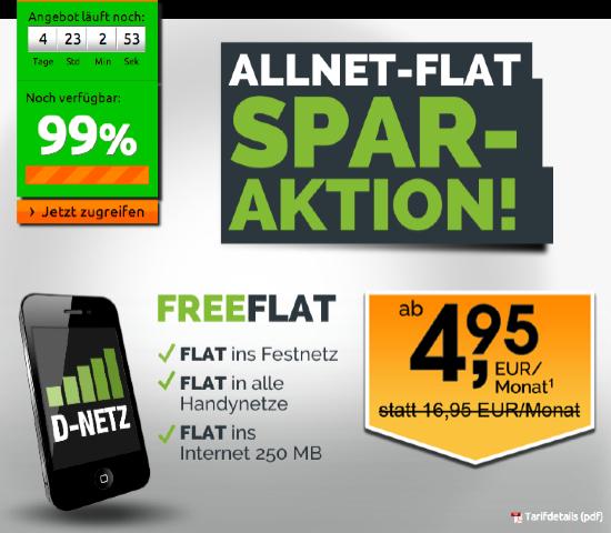 telekom allnet flat und 250mb f r 8 28 pro monat auf der rechnung update. Black Bedroom Furniture Sets. Home Design Ideas
