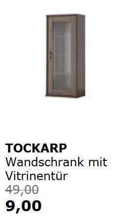 Ikea Vitrinentür lokal ikea ludwigsburg tockarp wandschrank mit vitrinentür für 9