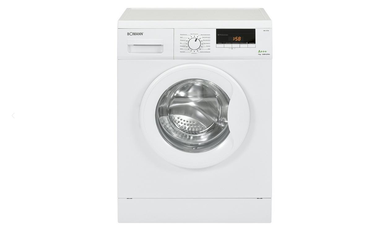Bomann Kühlschrank Saturn : Bomann wa kg waschmaschine led display frontlader u