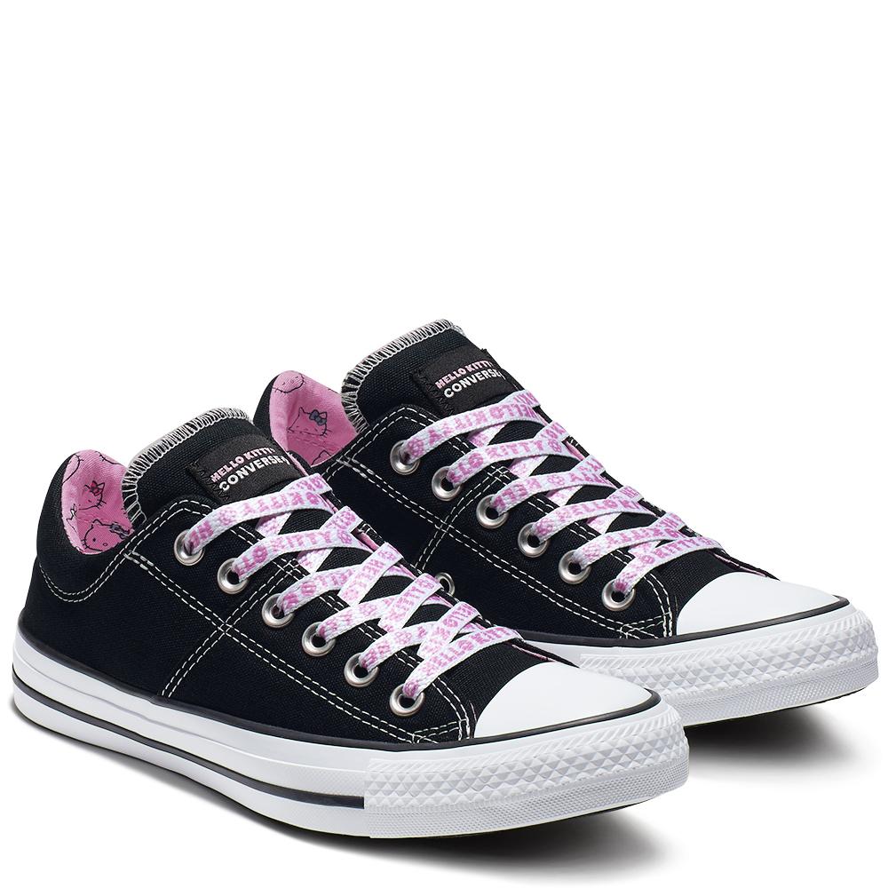 40% Rabatt auf Converse X Hello Kitty Kollektion, z.B.