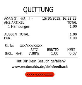 hamburger coca cola bei jeder mcdonalds filiale. Black Bedroom Furniture Sets. Home Design Ideas