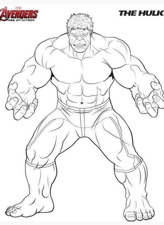 Hulk Bilder Zum Ausmalen: Über 14000 Bilder Zum Ausmalen