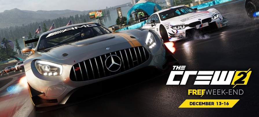 the crew 2 uplay pc ps4 xbox one kostenlos spielen vom. Black Bedroom Furniture Sets. Home Design Ideas