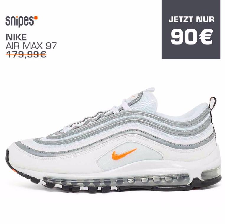 LOKAL] Neueröffnung Snipes Offenburg 30.04. 09:00 Uhr - Nike ...