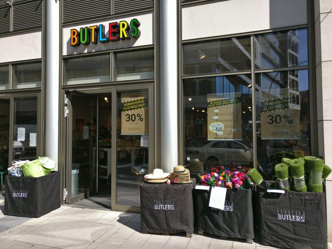 Butlers r umungsverkauf hamburg innenstadt for Butlers hamburg