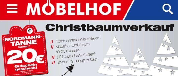 Lokal Ingolstadtparsberg Christbaum Für 35 Kaufen 20 Gutschein