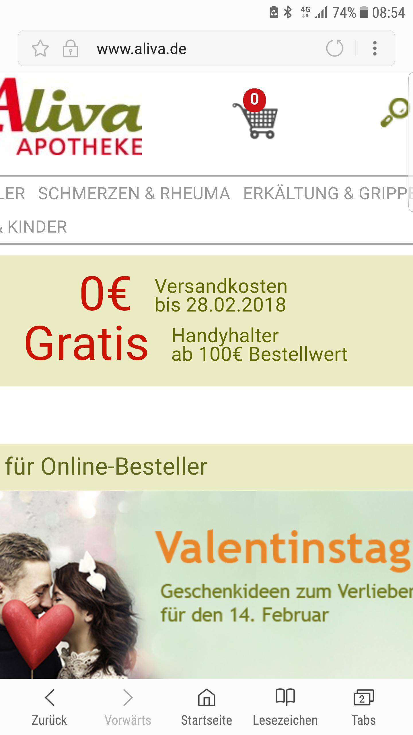 online apotheke kostenfreier versand