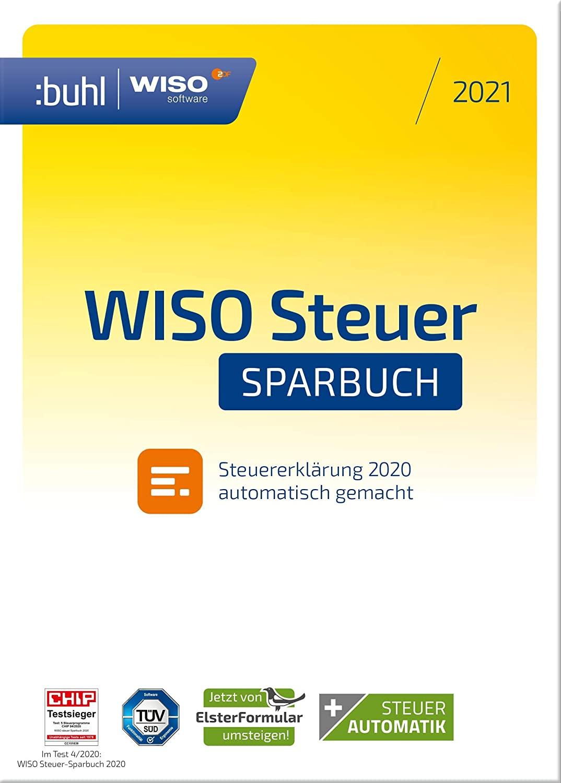 Amazon WISO Steuer-Start 2021 für 10,99€ oder Steuer ...