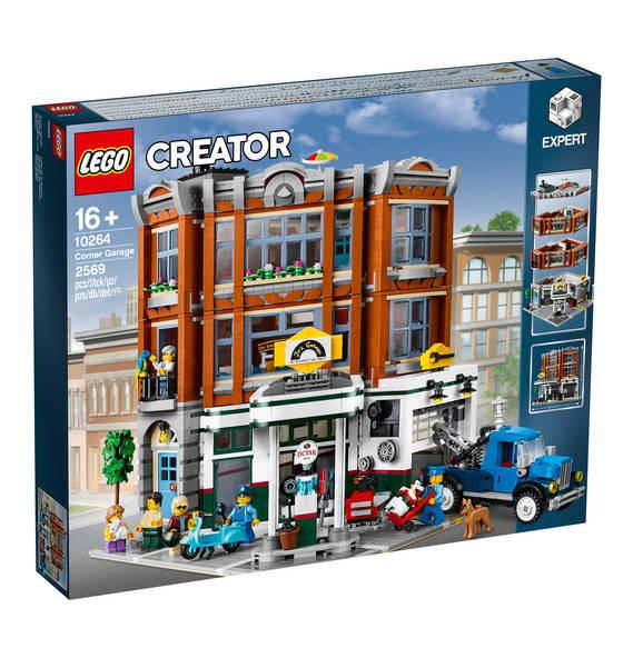 Galeria Kaufhofde Lego Creator 10264 Eckgarage Für 14399 Mit