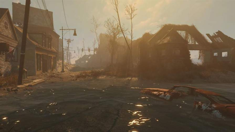 Fallout 4 Game Of The Year Edition Ps4 Für 1811 Basecom