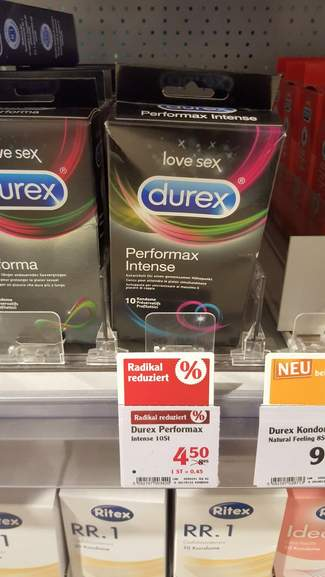 durex performax intense 10er packung ist im globus maintal von 8 95 auf nur noch 4 50. Black Bedroom Furniture Sets. Home Design Ideas