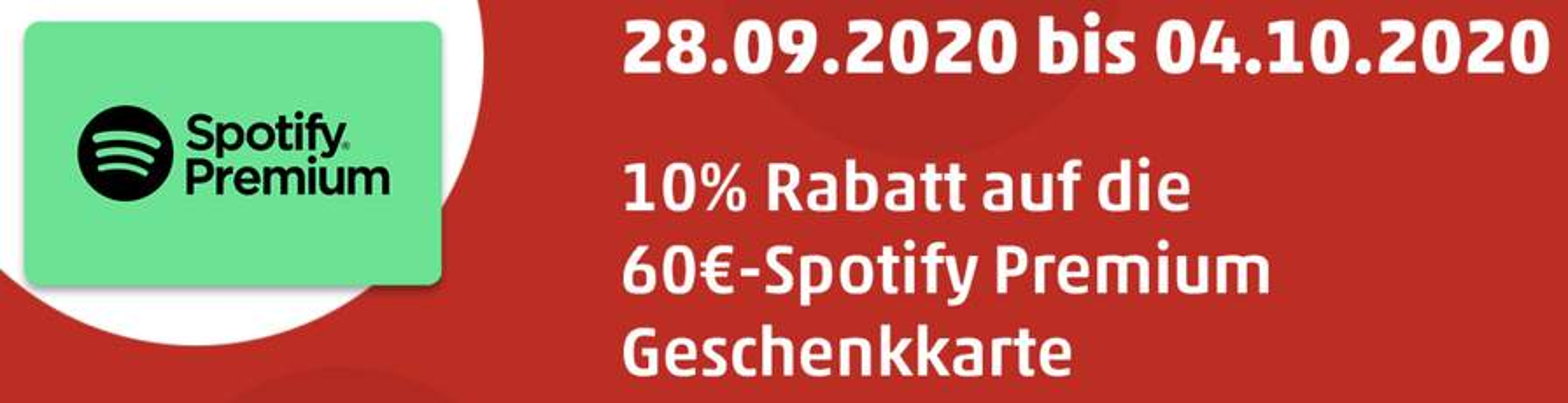 Spotify Premium Buchen