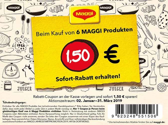 Rewe Bundesweit 14 01 19 01 6 Dosen Maggi Ravioli 6 Rewe