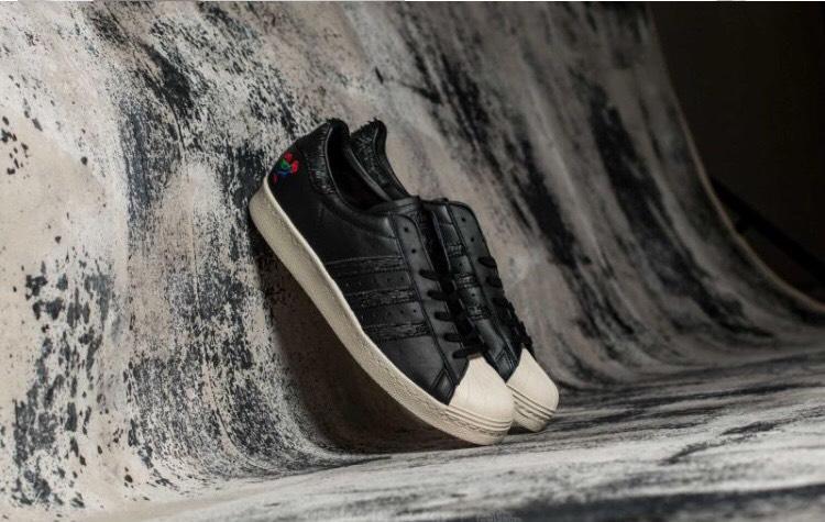 """Adidas Superstar 80s """"Chinese New Year"""" für 39€+ Versand (37-40+44+ ..."""