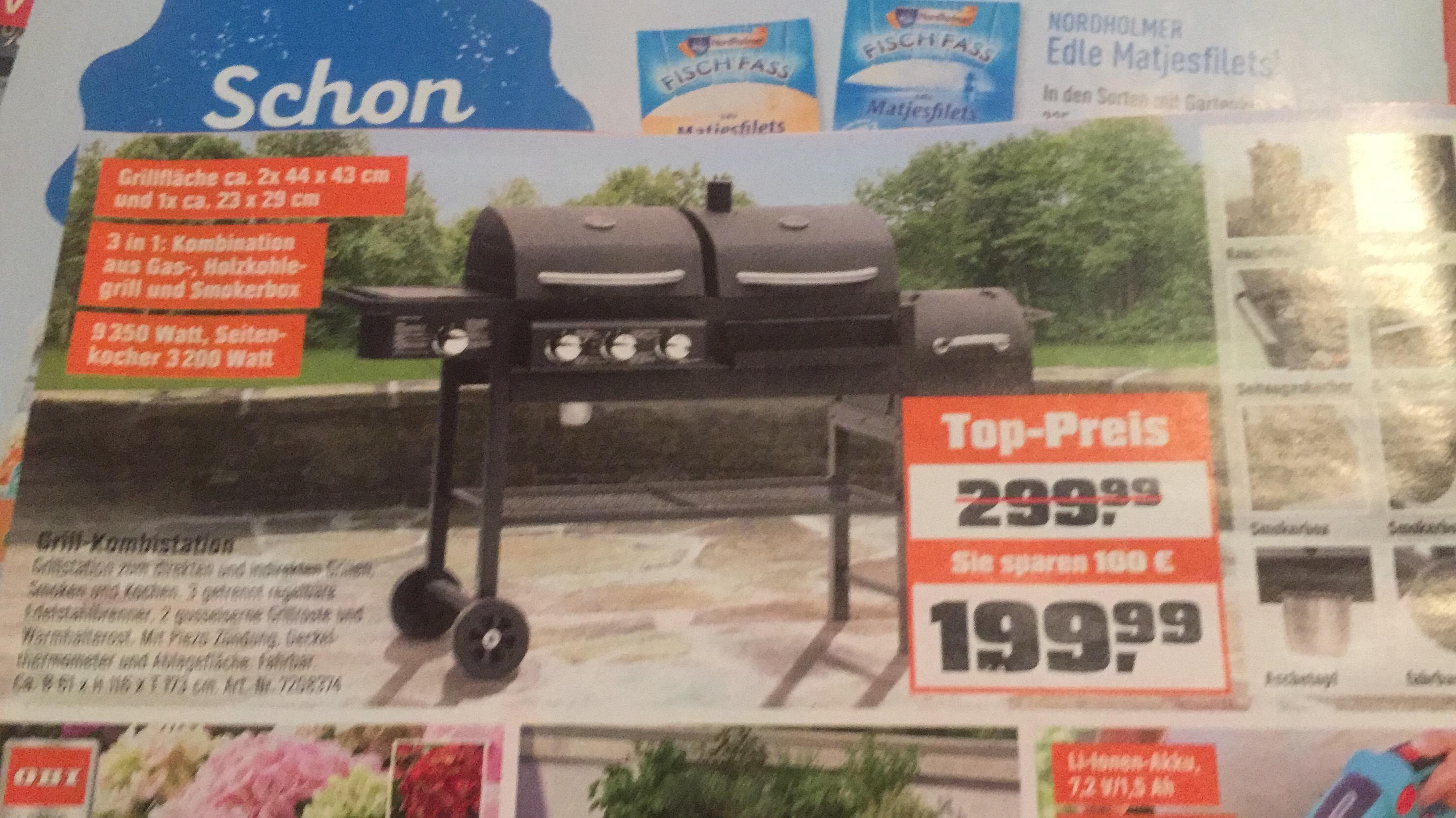 Gas Für Gasgrill Obi : Jamestown dean grill gas kohle und smoker mydealz