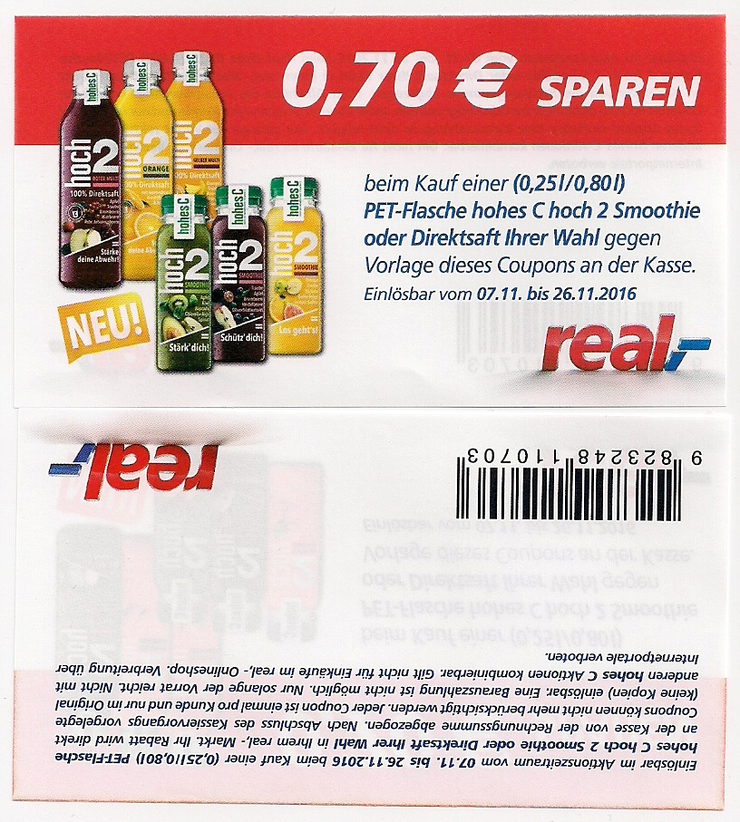 coupon real onlineshop