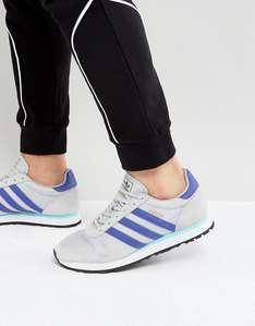 Adidas Haven grau/ blau für 44,95€ @ASOS - Für Studenten: 40,46€