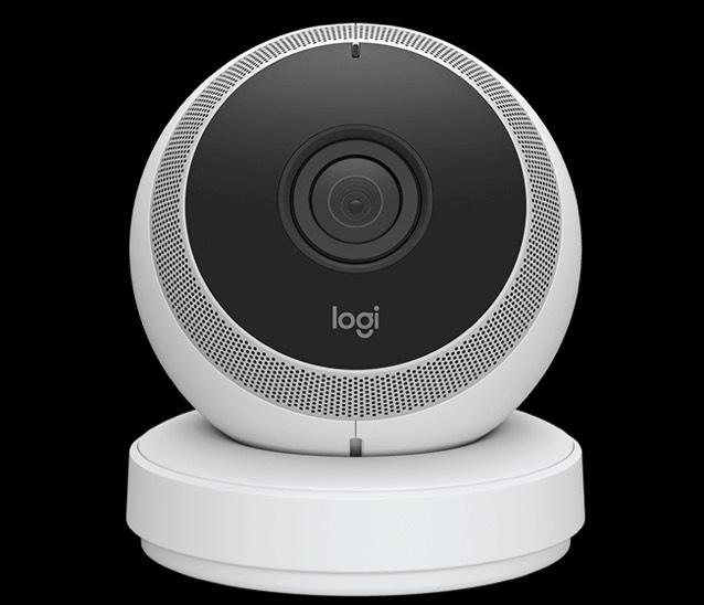 Logitech Circle Überwachungskamera 1080p