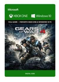 Gears of War 4 (Xbox One/PC Play Anywhere) für 20,03€ (CDKeys)