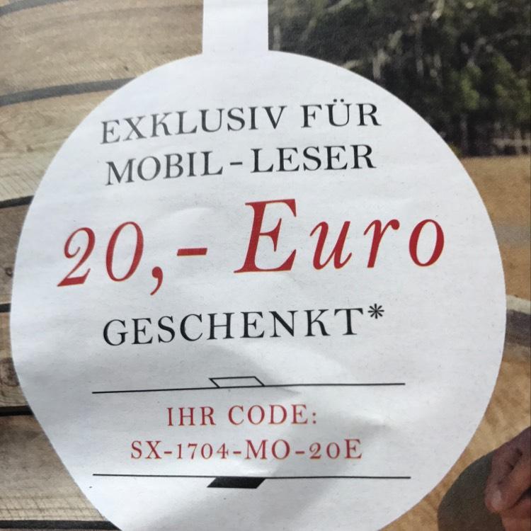 [Sioux] 20€ Rabatt ab 50€ MBW bis 31.05./ Damen- & Herrenschuhe + Accessoires