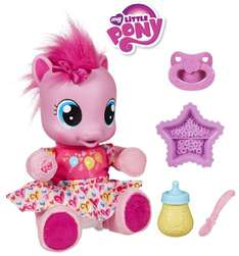 """My Little Pony - So Soft Pinkie Pie """"Erste Schritte"""" für 14,22€ mit [Amazon Prime]"""