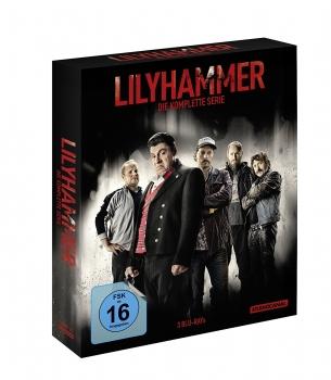Lilyhammer - Staffel 1-3 Gesamtedition (Blu-ray) für 18,93€ inkl. VSK (Alphamovies)