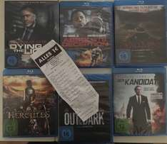 Diverse Blu Ray 's  zB Der Kandidat,Dying of the Light... [ Euroshop ]