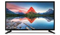 "[medion] MEDION LIFE P12304 59,9cm (23,6"" Full HD) LED-Backlight TV (Full HD, HD Triple Tuner, DVB-T2 HD, CI+, HDMI, USB), integrierter Mediaplayer, schwarz"