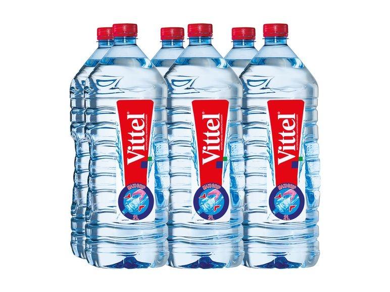 (Lidl) Vittel 6er-Pack für 2,99€, dank Cachback statt 0,85€ nun nur 0,38€ für die 2l-Flasche