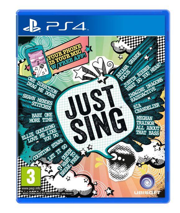 Just Sing (PS4) für 12,99€ inkl. VSK (Coolshop)