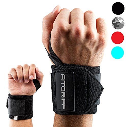 Handgelenkbandage (2er Set) für Kraftsport