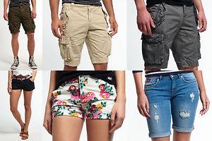 Superdry Shorts für Männer & Frauen Versch. Modelle & Farben für EUR 29,95 statt EUR 69,95 (UVP) (-57%)
