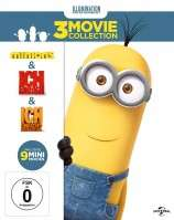 Minions – 3 Movie Collection Limited Steelbook (Blu-ray) für 16,43€ inkl. VSK (Media-Dealer)
