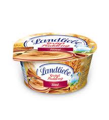 Kaufland Landliebe Grieß Pudding ( 6 stück für 1,64) Wochenstart