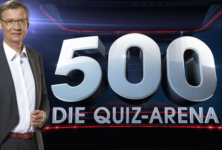 Köln - 500 - Die Quiz Arena mit Günther Jauch - Kostenlose Resttickets 30.-31.05.2017