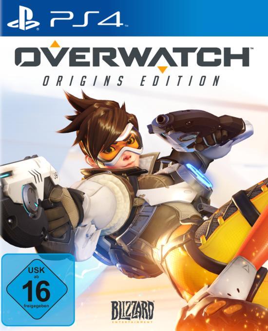 Overwatch - Origins Edition (Xbox One & PS4) für je 27€ (Media Markt)