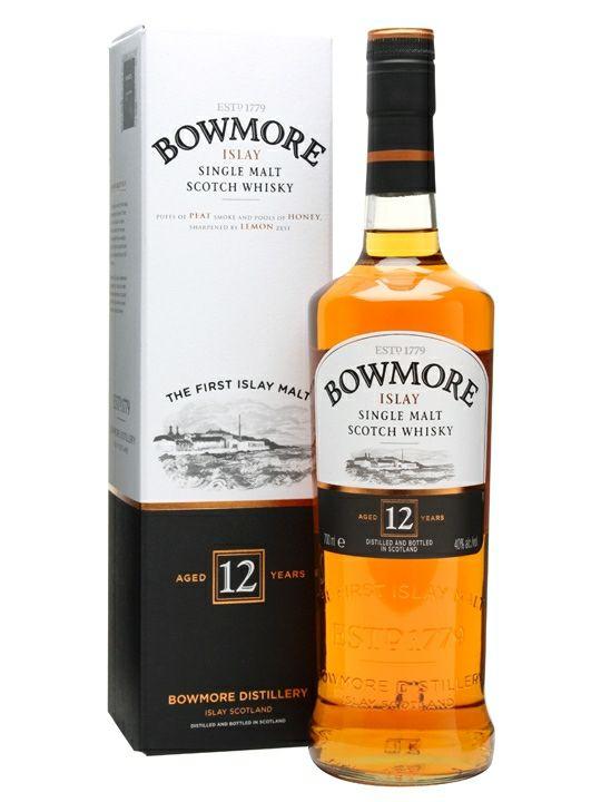 [Amazon] Bowmore 12 Jahre Single Malt Whisky Islay (0,7l)