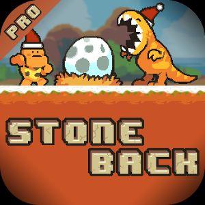 (Android) StoneBack | Prehistory | PRO *Arcade-Abenteuer, für 0 statt 0,59€